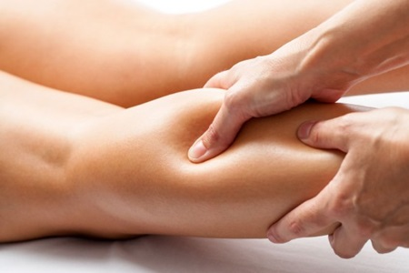 Advanced Massage Workshop for legs and hips
